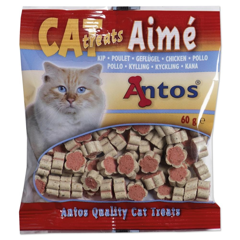 Cat Treats Aimé Poulet 60 gr