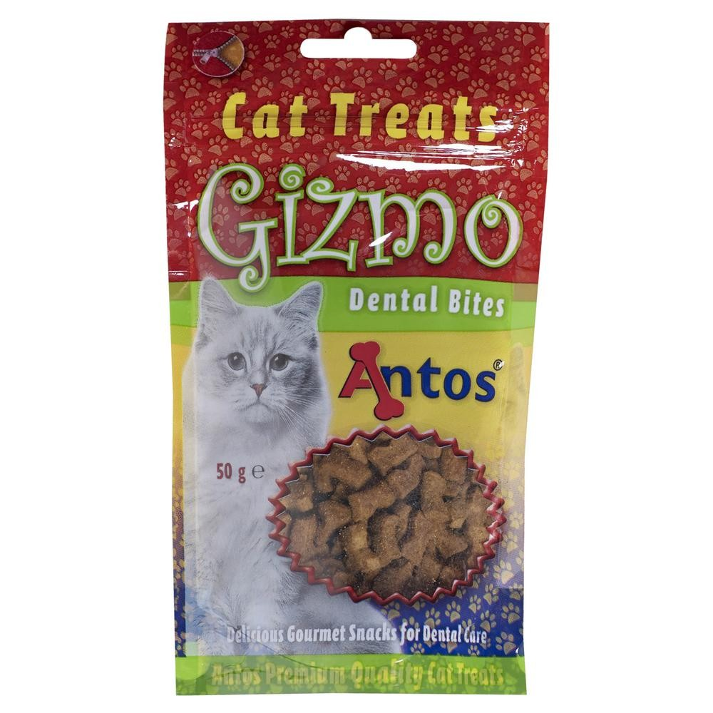 Cat Treats Gizmo Dental Bites 50 gr