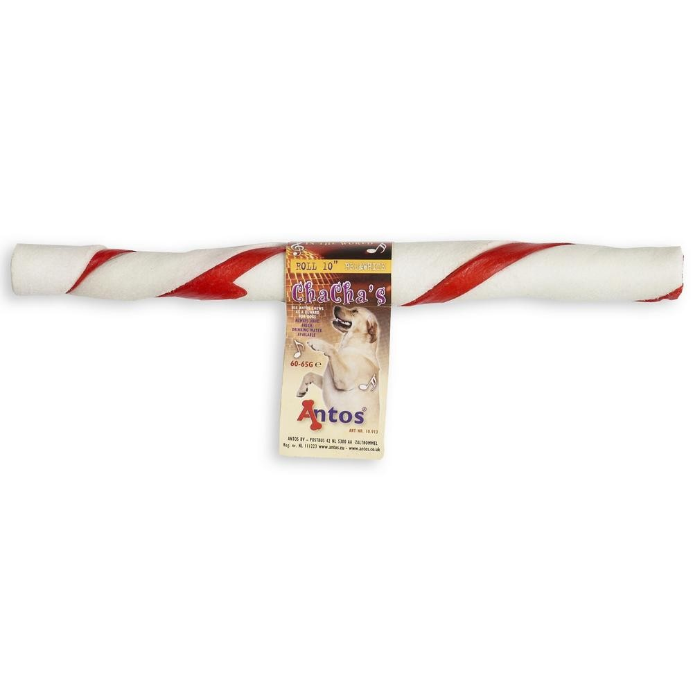 "ChaCha's Roll Red 10"" 60-65 gr"