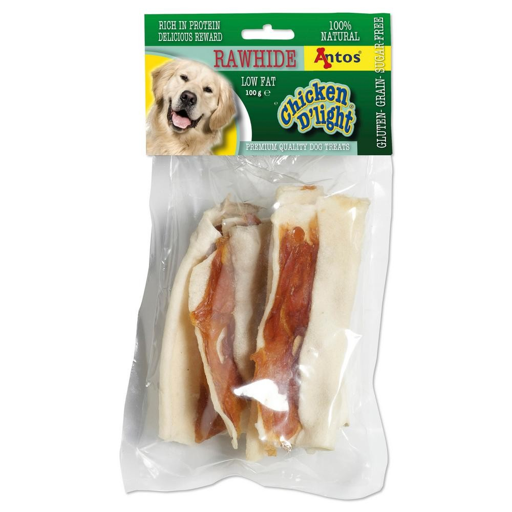 Chicken D'light Rawhide 100 gr