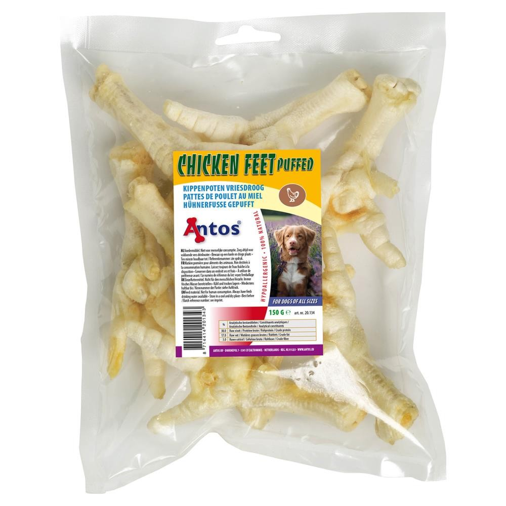 Chicken Feet Puffed 150 gr