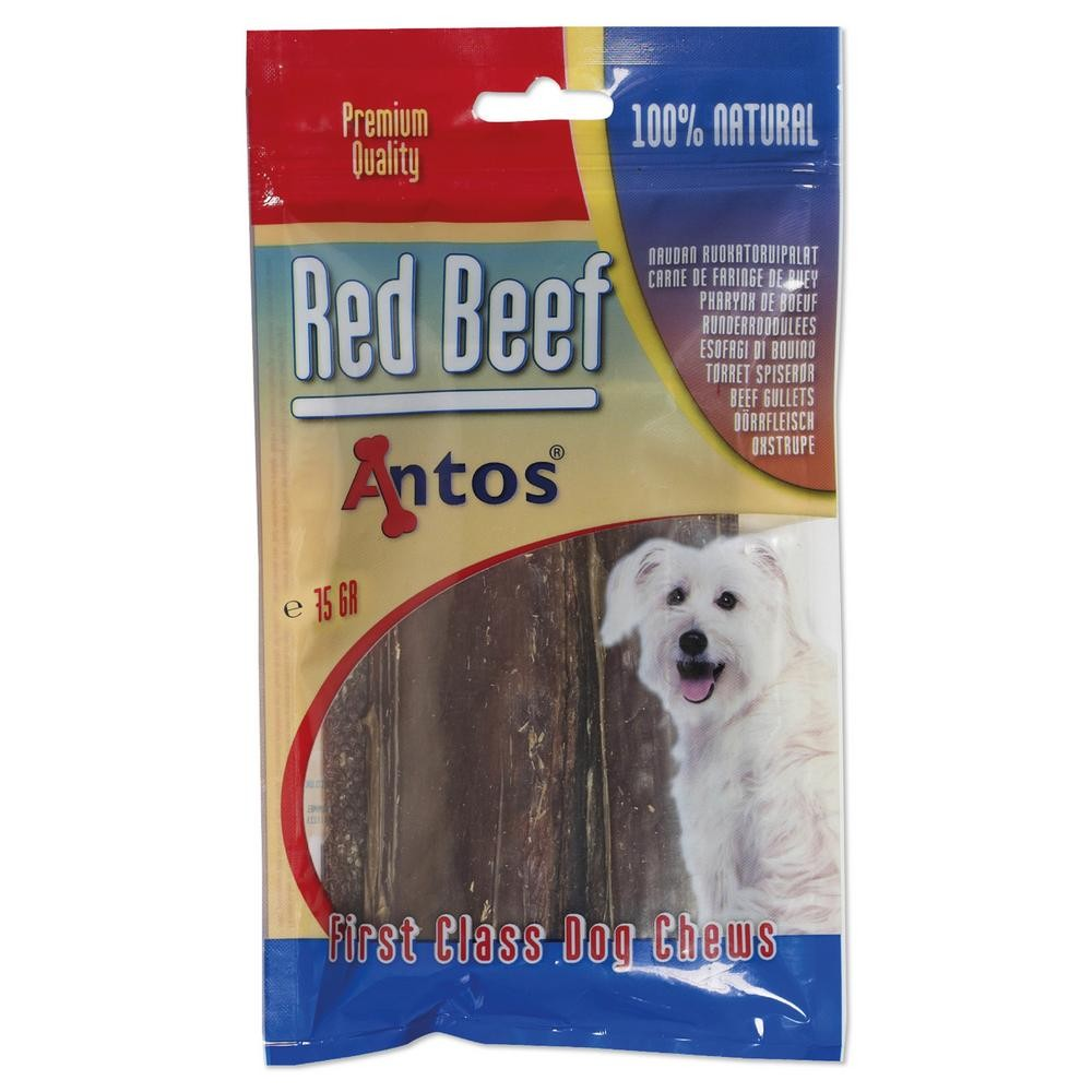 Red Beef - Flat Gullets 75 gr
