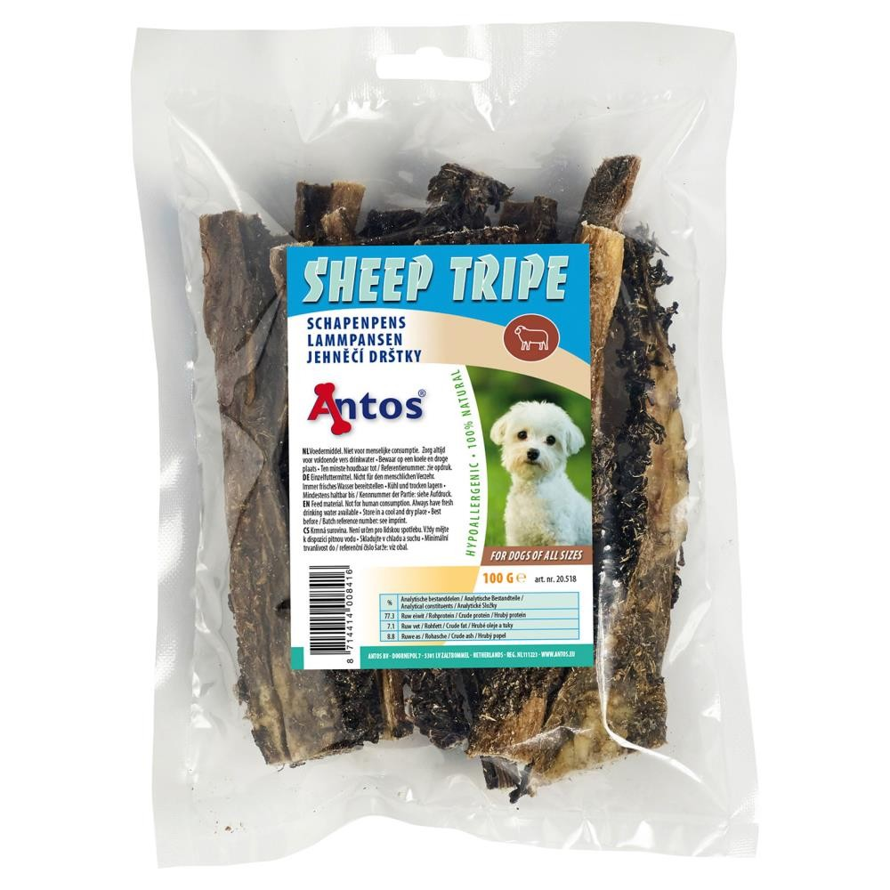 Sheep Tripe 100 gr