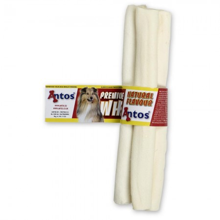 "7/8"" Mini Roll 3 stuks White"
