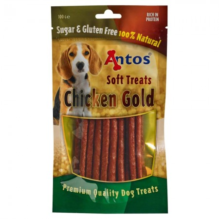 Antos Chicken Gold 100 gr
