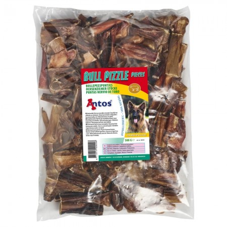 Bull Pizzle Pieces 500 gr