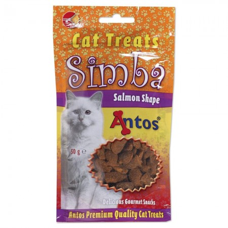 Cat Treats Simba Zalm 50 gr
