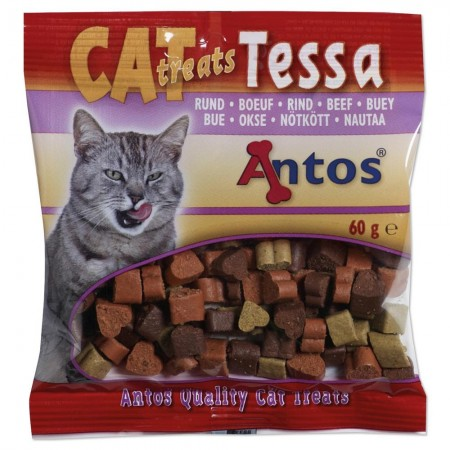 Cat Treats Tessa Boeuf 60 gr