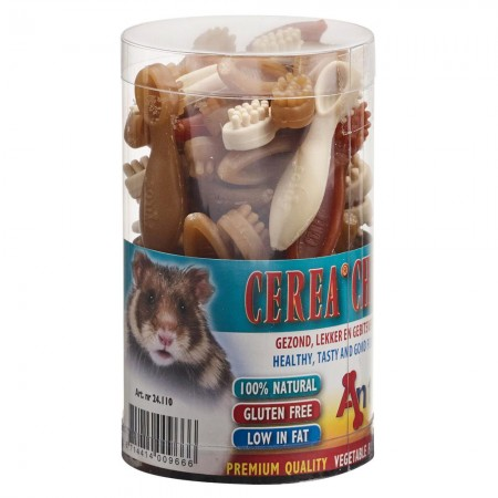 Cerea Brushies Rongeur 100 gr - 24110