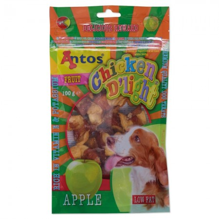 Chicken D'light Apple 100 gr