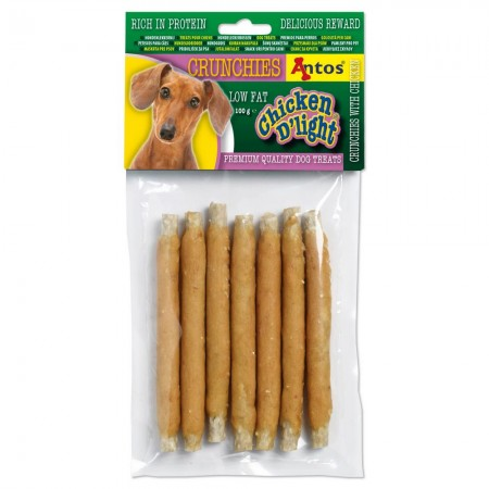 Chicken D'light Crunchies 100 gr