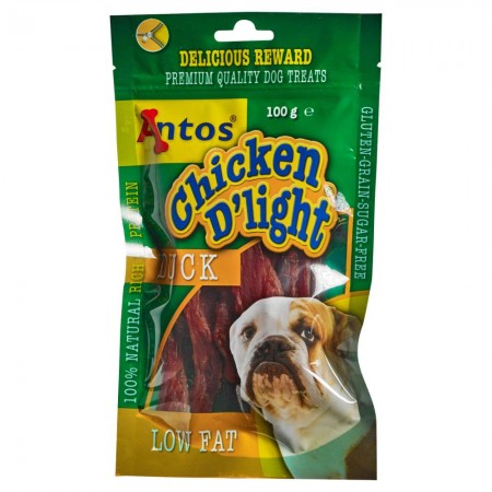 ChickenD'light Duck 100 gr