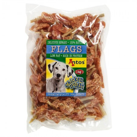 Chicken D'light Flags 1 kg