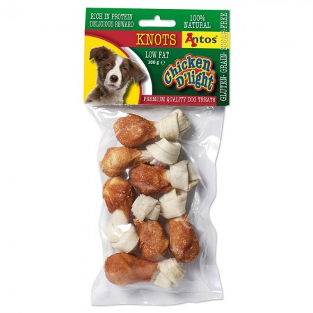 ChickenD'light Knots 100 gr
