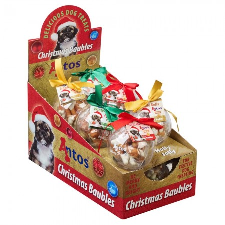 Christmas Baubles 12 pcs
