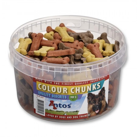 Colour Chuncks 900 gr