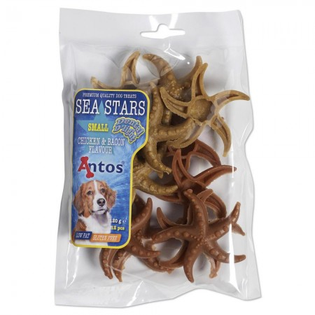 Dental D'light Sea Stars Small 12 pces 120 gr