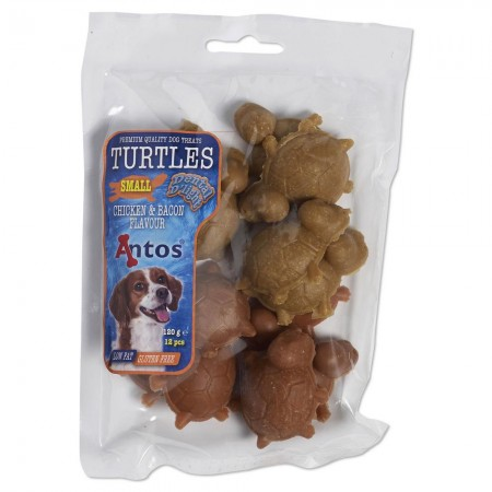 Dental D'light Turtles Small 12 pcs 120 gr