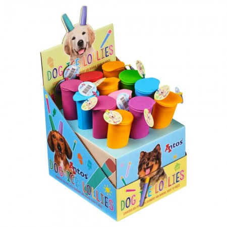 Dog Ice Lollies 12 stuks