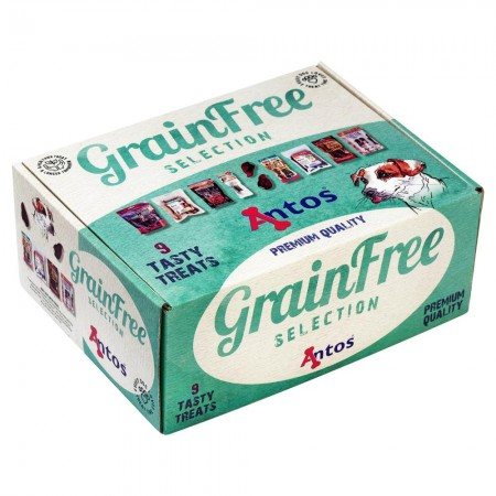 Grain Free Selection