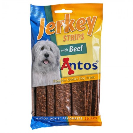 Jerkey Strips Beef 20 pcs