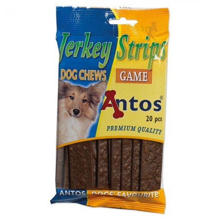 Jerkey Strips Selvaggina 20 pezzi