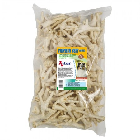 Chicken Feet Puffed 1 kg