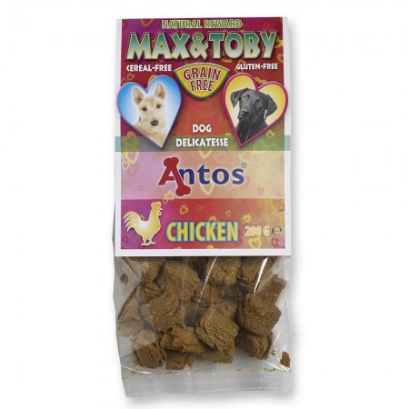 Max&Toby Glutenfree Chicken 200 gr