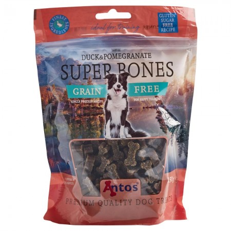 Super Bones Ente&Granatapfel 150 gr