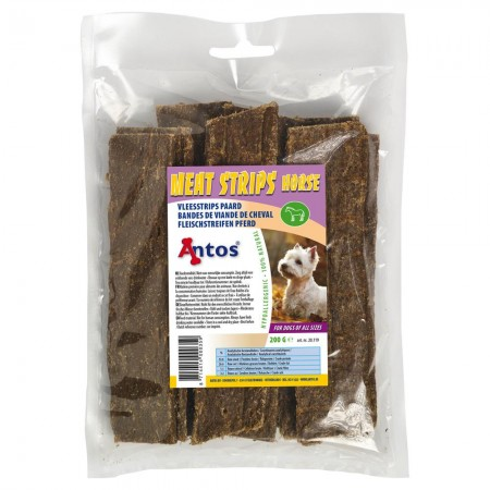 Meat Strips Horse 200 gr