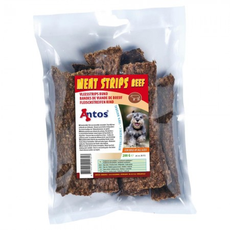 Meat Strips Beef 200 gr